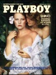 Playboy Magazine October 1975 vol.22, no.10