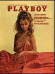 May 1970, Playboy cover image