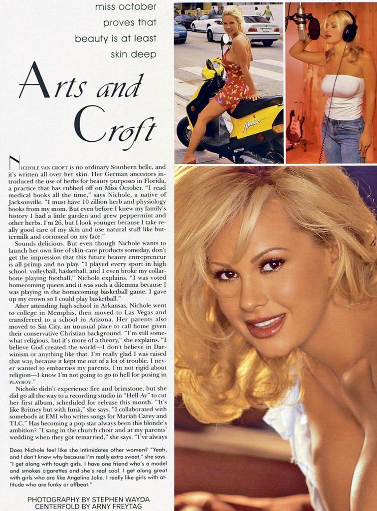 Amazon.com: Playboy Magazine January 2000 Millenium Issue